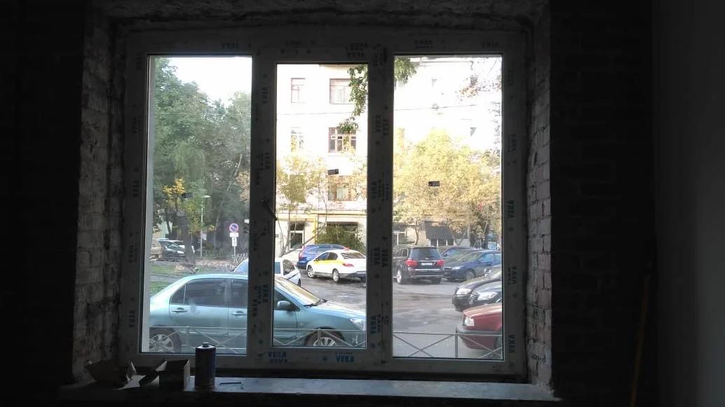Откидные окна ПВХ
