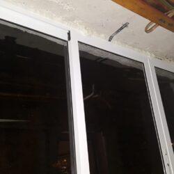 Балкон — раздвижки АЛ1