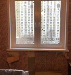 окно двушка